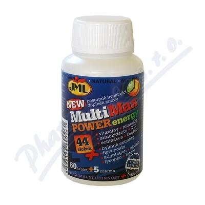 JML MultiMax Power Energy tbl.65 x44slož.vit.