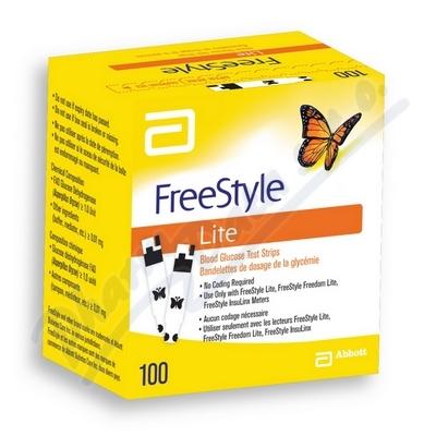 FreeStyle Lite diagnostické proužky 100ks