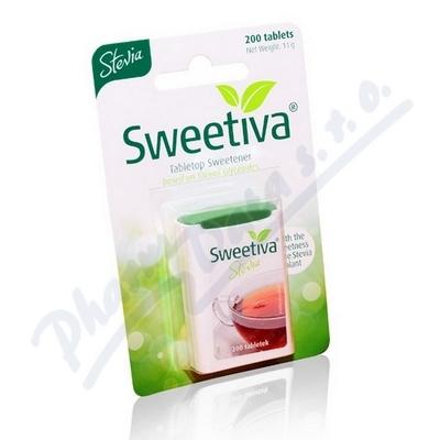 Stevia Sweetiva tbl.200