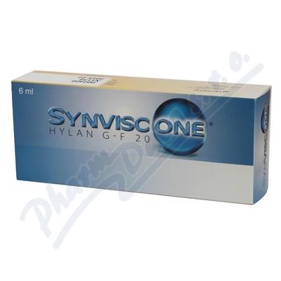 Synvisc one 48mg/6ml x 1 SYR