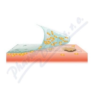 Cutimed Sorbact Gel 7.5x15cm antimikrob.krytí 10ks