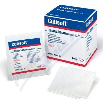Cutisorb absorpční krytí nesteril.10cmx10cm 100ks