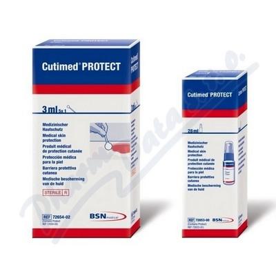 Cutimed Protect Spray ochrana chronických ran 28ml