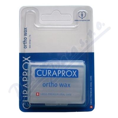 CURAPROX Ortho wax 7x0.53g vosk na rovnátka