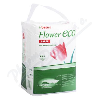 FLOWER ECO Podložka absorpční 60x90cm 25ks