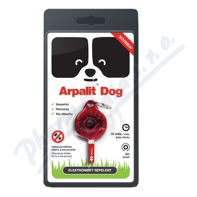 Arpalit Dog Elektronický repelent