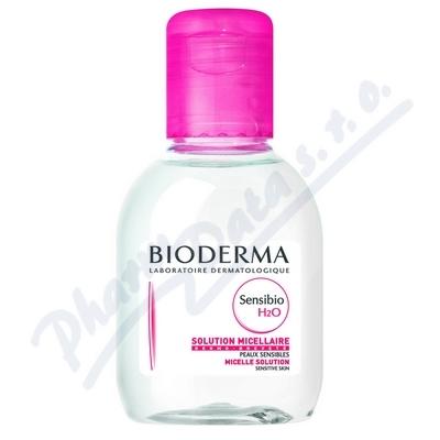 Bioderma Sensibio H2O micelární voda 100 ml