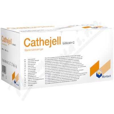 Cathejell Lidocaine C inj.25x12.5g