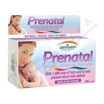 JAMIESON Prenatal multivitamin tbl.100