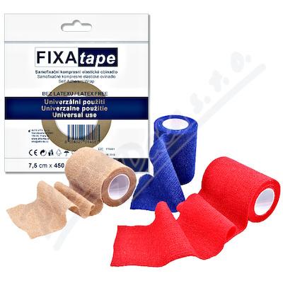 FIXAtape Stretch samofixační obinadlo 7.5x450cm