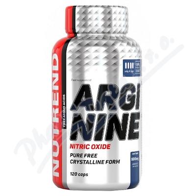 NUTREND Arginine cps.120