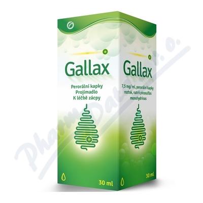 Gallax por.gtt.sol.30ml