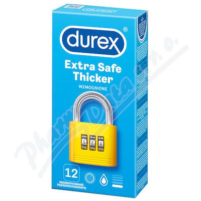 Prezervativ DUREX Extra Safe 12ks