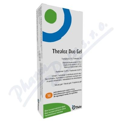 Thealoz Duo Gel 30x0.4g