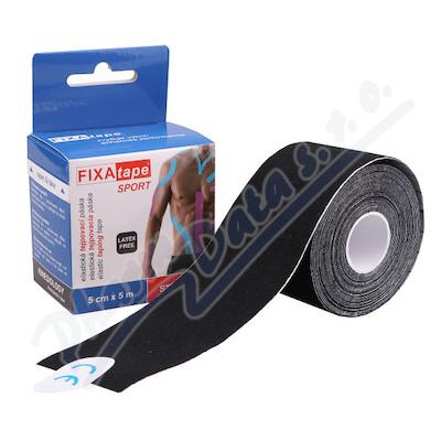 FIXAtape Sport Standard tejp. páska 5cmx5m černá