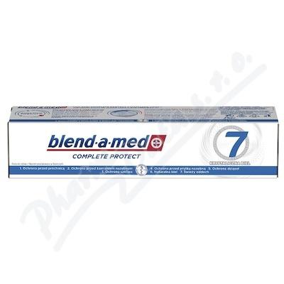 Blend-a-med Complete 7 White zubní pasta 100ml
