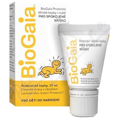 AB BioGaia ProTectis kapky 10 ml