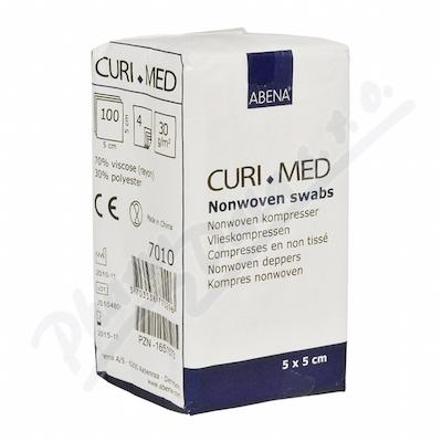 Curi-Med Kompres nesteril.netk.5x5cm 100ks