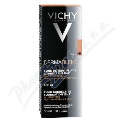 VICHY DERMABLEND Korekční make-up č.45 30ml