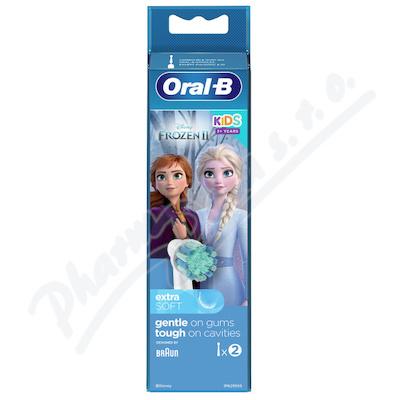 Oral-B kartáčkové hlavice Kids Frozen 2ks
