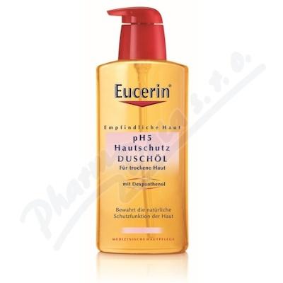 EUCERIN pH5 Relipidační sprchový olej 400ml