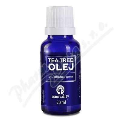Renovality Tea Tree olej 20ml