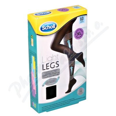 SCHOLL Light LEGS kompr.punčoch.kalhoty XL 60DEN