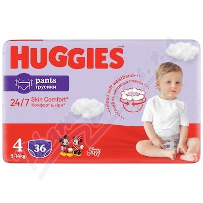 HUGGIES Pants Jumbo 4 9-14kg 36ks