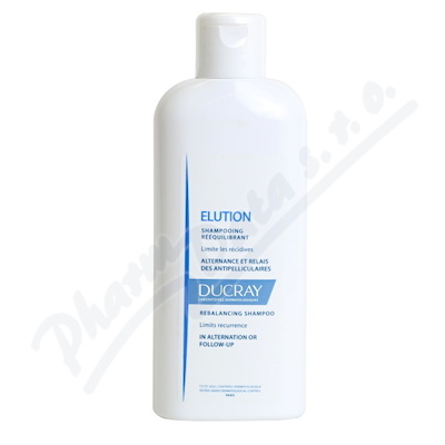 DUCRAY Elution Šampon pro citlivou pokožku 200ml