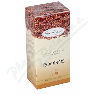 Dr.Popov Čaj Rooibos 20x1.5g