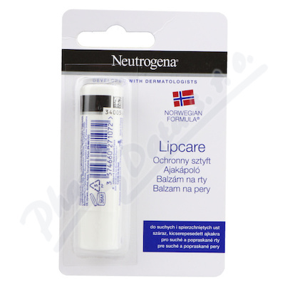 Neutrogena NR balzám na rty SPF4 4.8g
