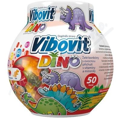 Vibovit Dino želé 50 ks