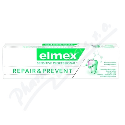 Elmex Sensitive Prof.Repair&Prevent zub.pasta 75ml