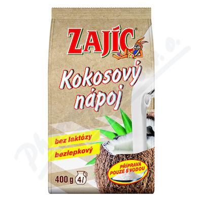 Kokosový nápoj Zajíc 400g sáček