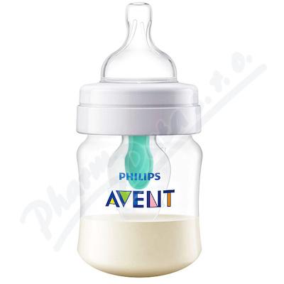 AVENT Láhev Anti-colic 125ml s ventilem AirFree