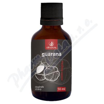 Allnature Guarana kapky 50ml