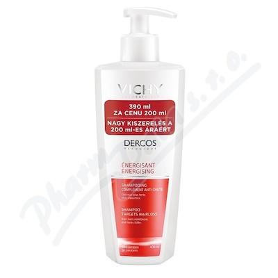 VICHY DERCOS Posilující šampon 400ml