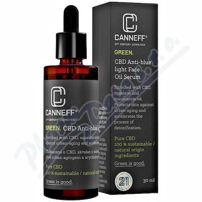 CANNEFF GREEN.CBD Anti-blue light Serum 30ml