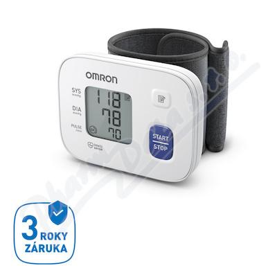 Tonometr dig.OMRON RS1 new na zápěstí