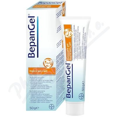 BepanGel hojivý gel 50g