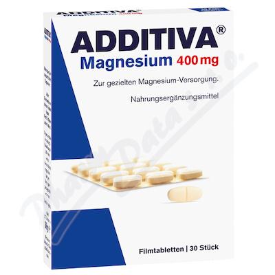Additiva Magnesium 400mg tbl.30