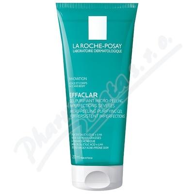 LA ROCHE-POSAY EFFACLAR Mikropeelingový gel 200ml