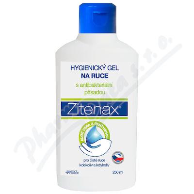 Zitenax hygienický gel na ruce 250 ml