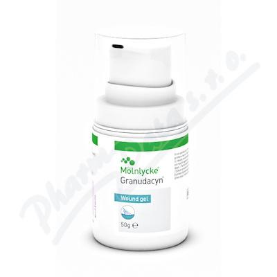Granudacyn gel na rány 50g