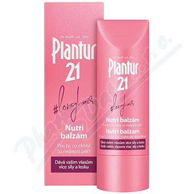 Plantur21 longhair Nutri balzám 175ml