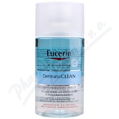 EUCERIN DermatoCLEAN Odličovač očí 125ml 2020