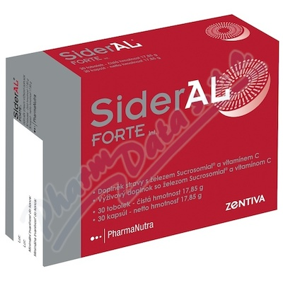 Sideral Forte 30 tobolek