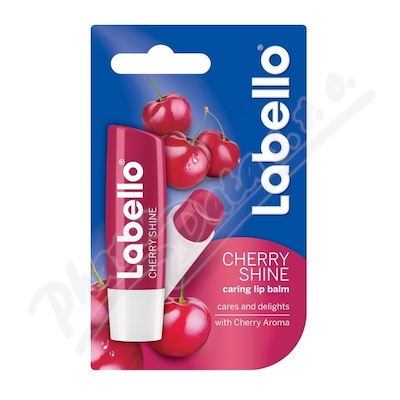 Labello balzám na rty Cherry Shine 4.8g 85071