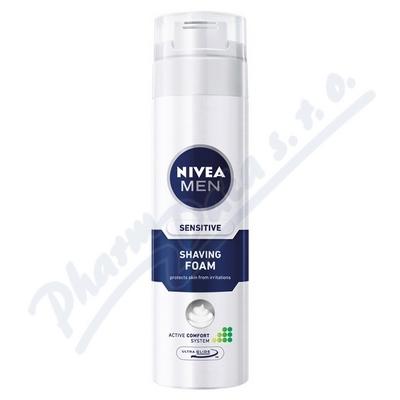 NIVEA MEN hol.pěna Sensitive 200ml 81720