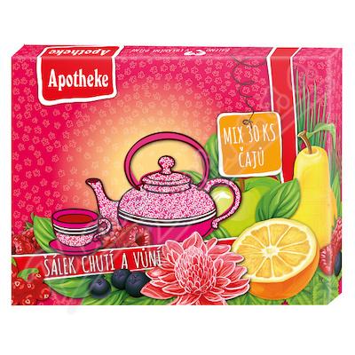 Apotheke kolekce čajů Šálek chutí a vůní 30x2g
